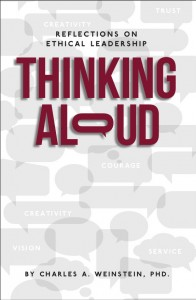 """Thinking Aloud"" - Book on Ethical Leadership"